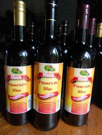 Pumpkin Wine