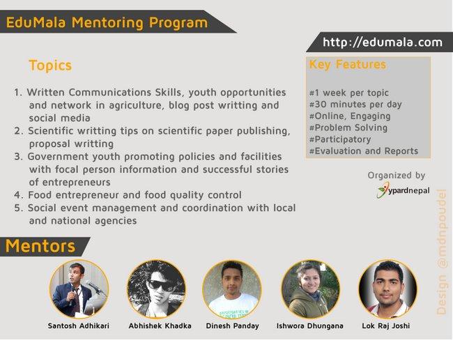 EduMala Mentoring Program