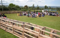 MakiniJames_One Hen Campaign Project Beneficiaries graduation day