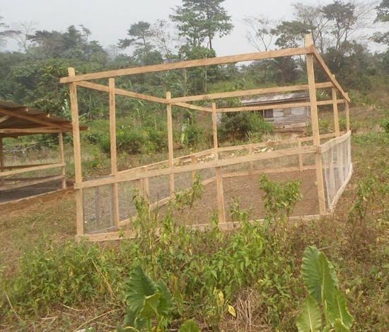 Project structural model - nursery