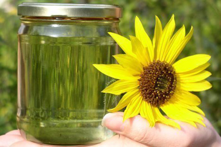 Sunflower Oil 2