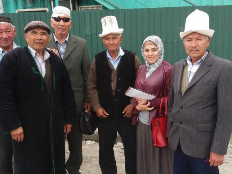 Khosiyatkhon's blog
