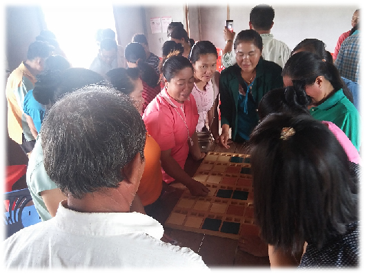 Laos game 1