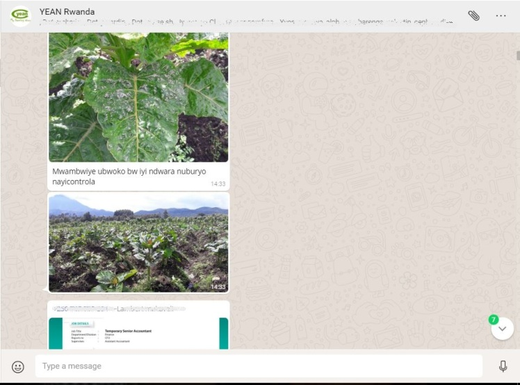 WhatsApp for Agriculture: Digital Farming highlights the
