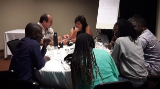 Breakout group on data rights