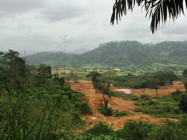 Atew Landscape