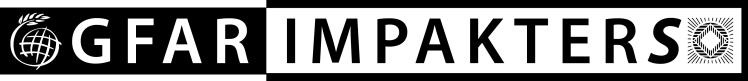 GFAR Impakters logo_ver2